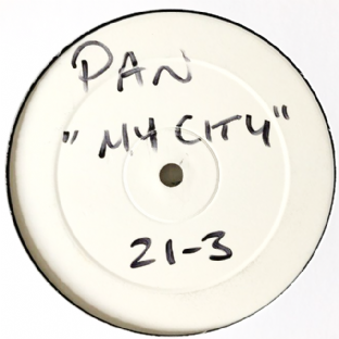 "Pan - My City (12"") (Promo) (VG/NM)"